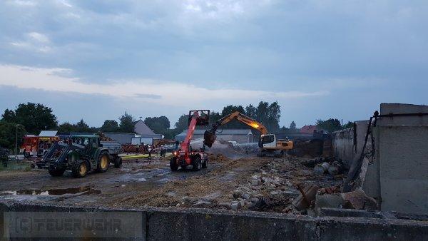 Brandeinsatz vom 31.07.2017  |  (C) Feuerwehr Oberwiera (2017)